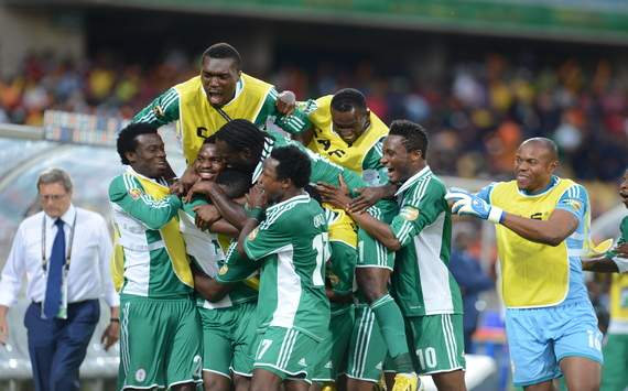 Nigeria dump Ivory Coast out of Afcon