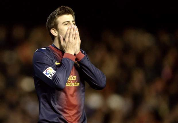 Pique: Barcelona can win the treble