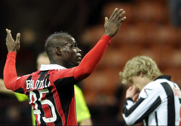 Welcome to the Balotelli show, also starring El Shaarawy and Niang