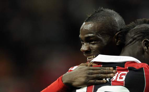Mario Balotelli Niang (AC Milan - Udinese) Serie A