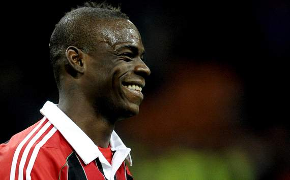 Balotelli: Nobody better than Mancini for Manchester City