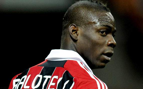 Balotelli, Desailly, Evra - The all-time best XI