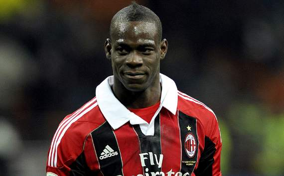 'Balotelli is AC Milan's little n*****' - Paolo Berlusconi