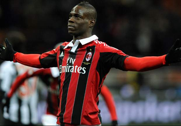 Manchester City have first refusal on Balotelli following AC Milan switch
