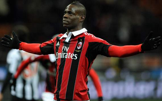 Mario Balotelli - Milan