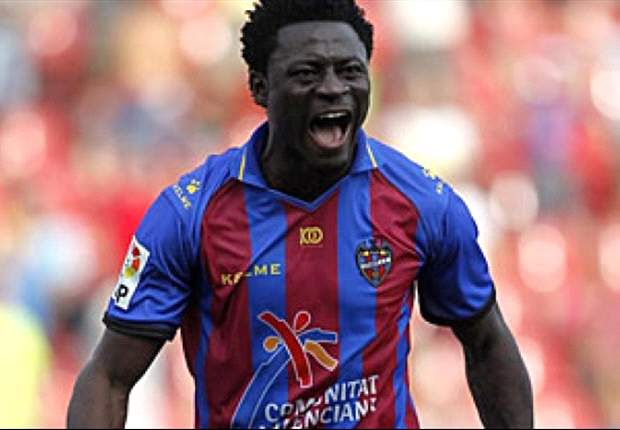 Levante confirms Martins' exit as Nigerian striker appears to be headed to Seattle