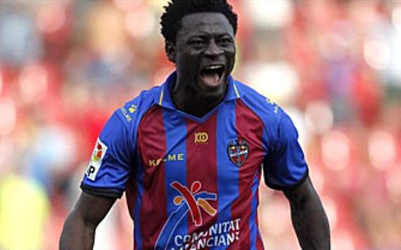 Obafemi Martins for Levante