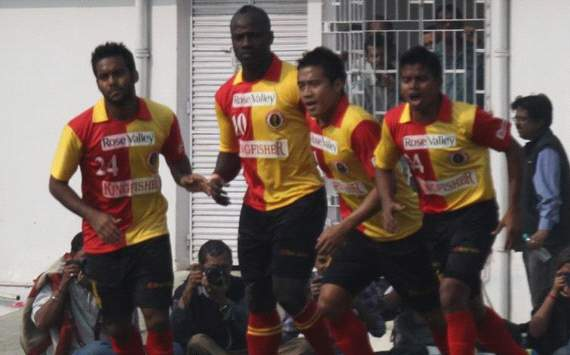 Pailan Arrows vs East Bengal, I-League