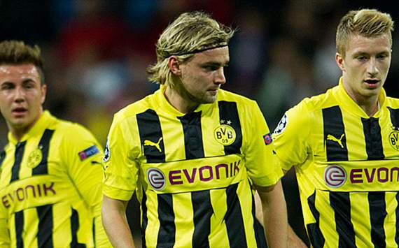 Dortmund trio pull out of Germany squad