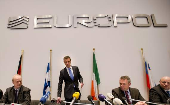 Europol Press Conference