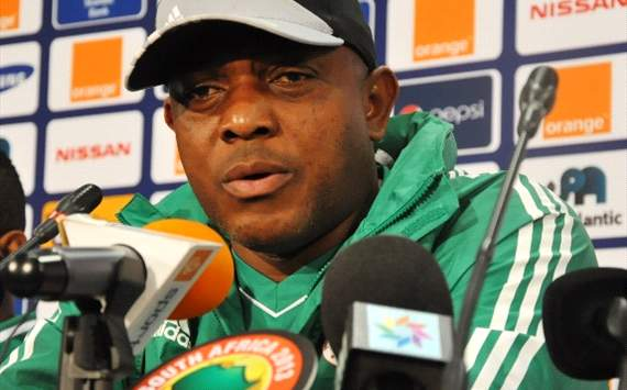 Nigeria coach Stephen Keshi hands in resignation one day after winning Super Eagles the 2013 Afcon title