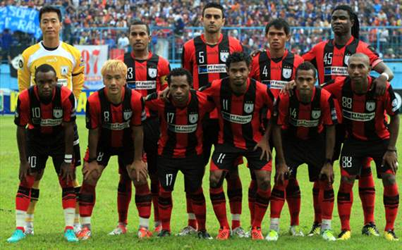 Persipura Target Rebut Poin Di Tur Borneo