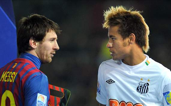 'Neymar would be an alternative to Messi'