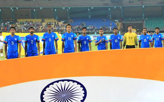 India gain 24 places to 143rd in FIFA rankings