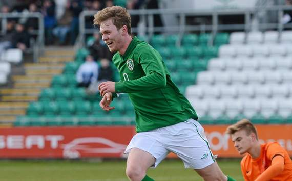 Ireland U21 3-0 Netherlands U21: Millwall's Aiden O'Brien hits double on debut