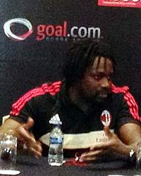Ibrahim Ba - AC Milan Glorie