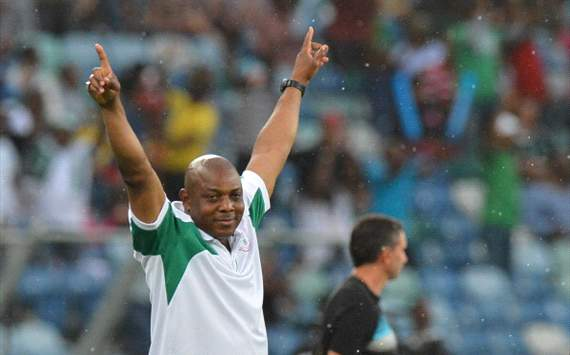 Keshi looks to ensure Nigeria keep improving after Afcon win