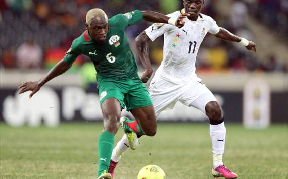Burkina Faso book Afcon final spot