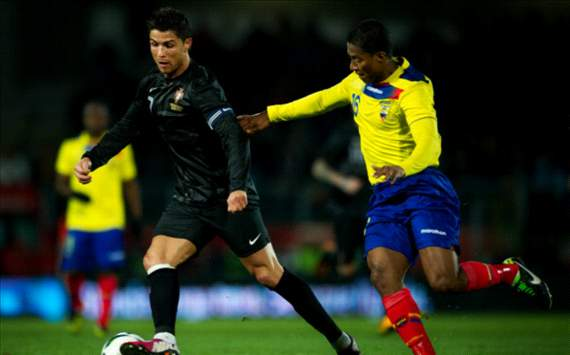 Ecuador! Ronaldo and Portugal left stunned