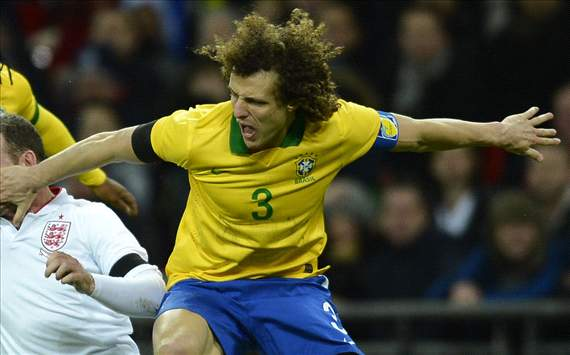 David Luiz is 'sure' Brazil can win the World Cup
