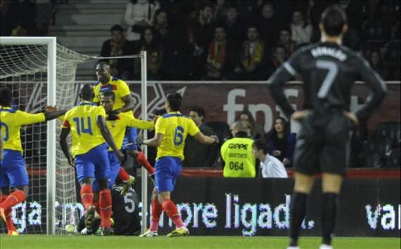 Portugal 2-3 Ecuador