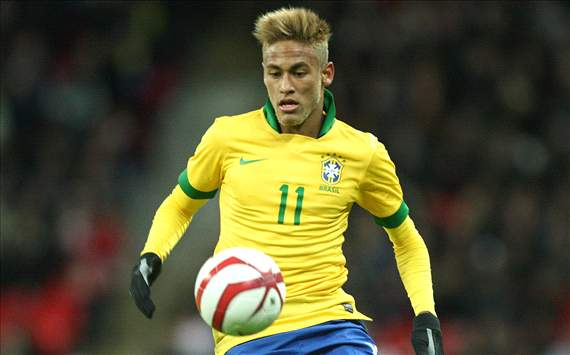 Neymar wouldn't play at Barca, says Scolari