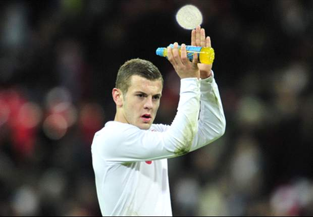 Wilshere unfazed by England 'expectations'
