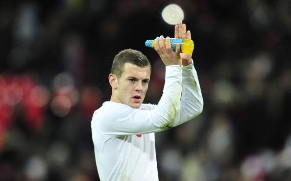 Wilshere no se incomoda com expectativas na Inglaterra