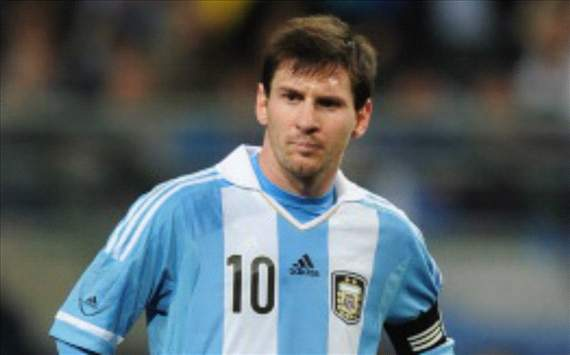 Copa 2014: Messi quer classificao 'o mais rpido possvel'