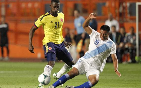 Colombia vs Guatemala