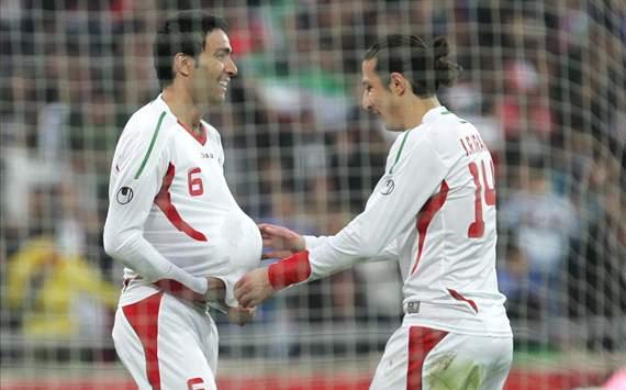 ایران 4- لبنان صفر؛فاتحان سپید سه شنبه/ یک تساوی تا جام جهانی