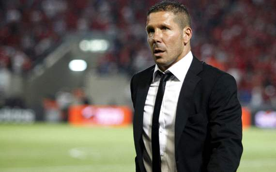 Simeone plays down Atletico Madrid home comforts