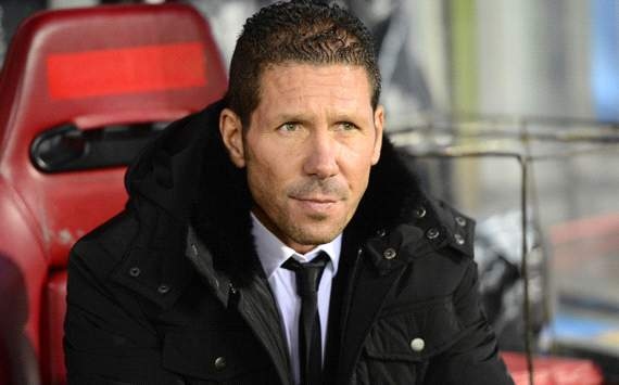 'We're bored of El Clasico' - Simeone