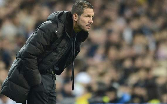 Simeone: Sevilla clash could go either way