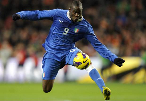 Born-again Balotelli ready to lead Italy to World Cup tilt