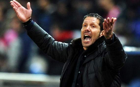 Simeone: We were not clinical enough