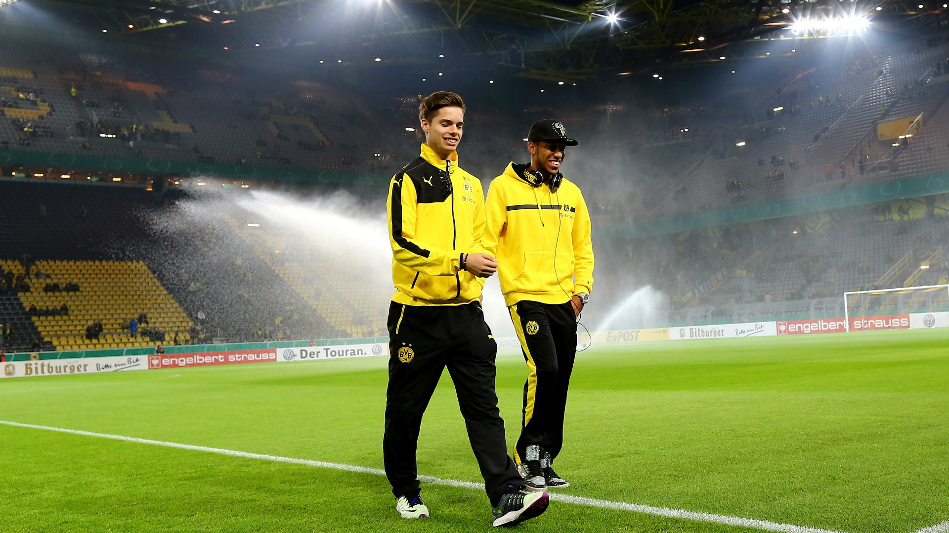 The rise of Julian Weigl The Borussia Dortmund star linked to
