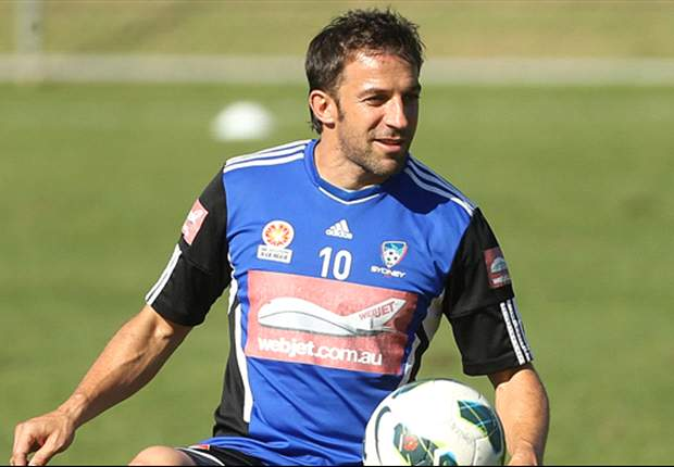 Destinazione Brasile? Del Piero medita l'addio al Sidney, il Flamengo tenta il colpaccio!