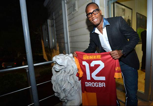 Fifa confirms licence for Drogba's Galatasaray move