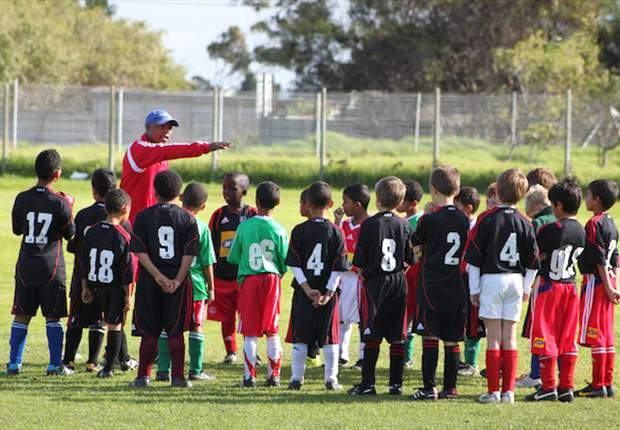 Ajax Amsterdam display social responsibility by supporting Ajax Cape Town's Community Scheme