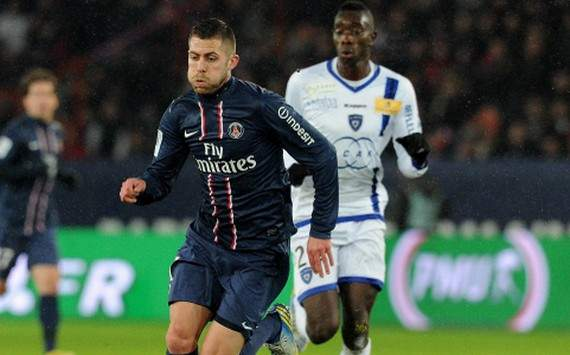 Ligue 1 : Jeremy Menez vs Sambou Yatabare (Paris SG vs Bastia)