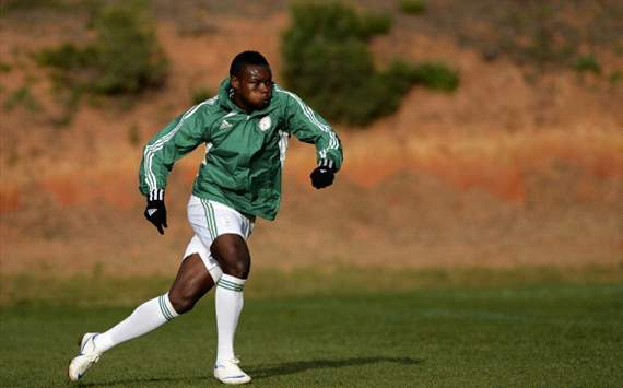 Parents say Nigeria defender Godfrey Oboabona was destined to play football