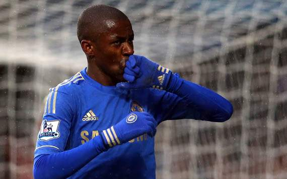 Dorival Junior hails Chelsea star Ramires as his 'biggest find'