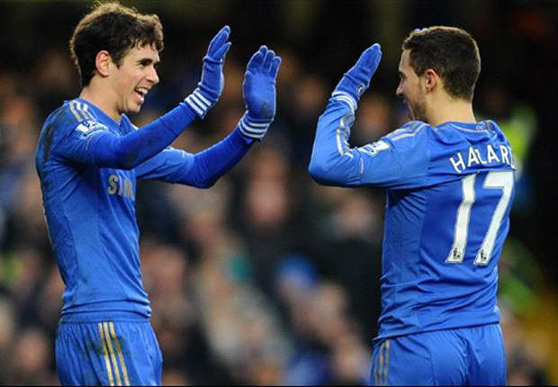 Europa League success will boost Chelsea, insists Oscar