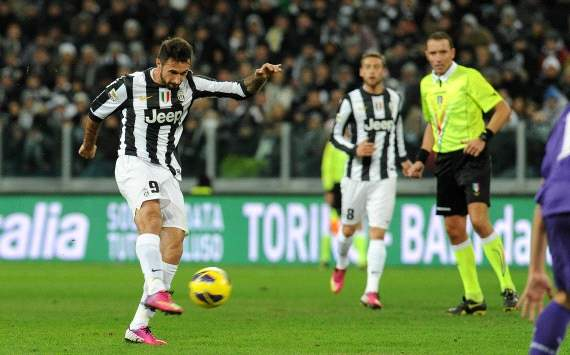 Elusive Vucinic sends Celtic a warning ahead of Juventus' Champions League crunch