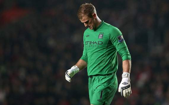 Hart urges Man City to move on