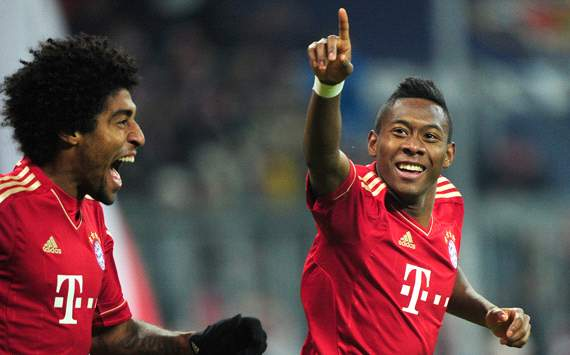 Alaba: I still have to improve in many areas