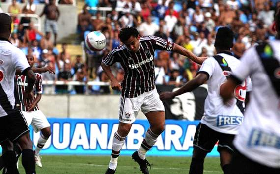 No clssico carioca, Vasco e Fluminense ficam no empate