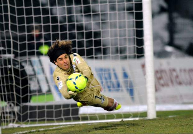 Mexican goalkeeper Ochoa earns more plaudits at Ajaccio