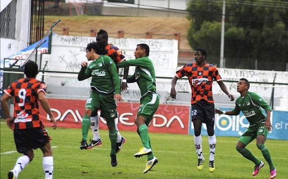 Boyac Chic vs Deportivo Cali - 2013-I